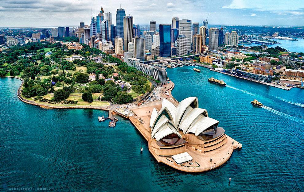 Đi Úc thì cần chuẩn bị trang phục như thế nào?