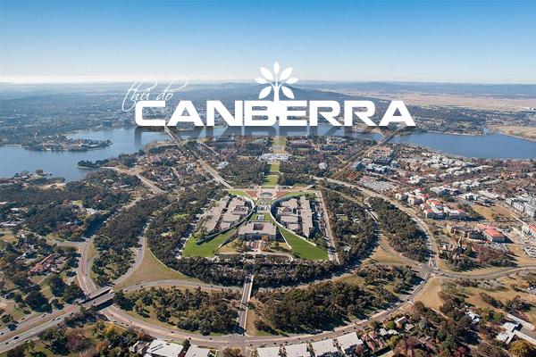 Canberra - Thủ đô cây bụi của nước Úc
