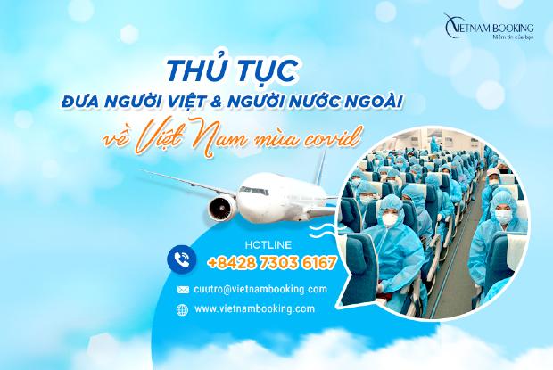 hỗ trợ đặt vé máy bay từ Indonesia về Việt Nam